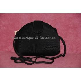 Bolso De Fiesta Negro N2