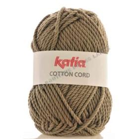Cotton Cord Marron