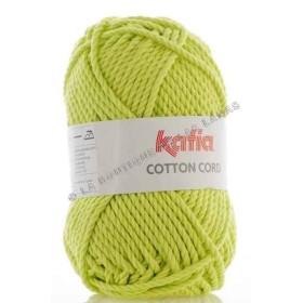 Cotton Cord Pistacho