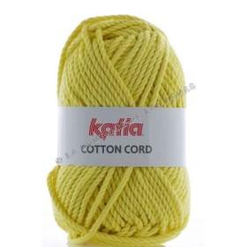 Cotton Cord Amarillo