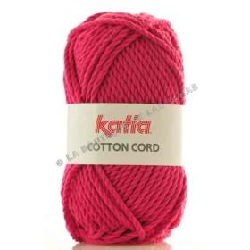 Cotton Cord Fucsia