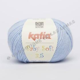 BABY SOFT 3,5 - 11 Azul