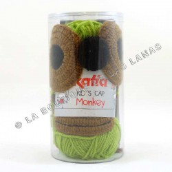 KID´S CAP MONKEY
