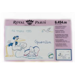 KITS CUADRO MEDIO PUNTO ROYAL&PARIS DUMBO